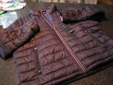 NWT - Mens TOMMY HILFIGER Navvy Blue DOWN Alternative Packable Coat (XXL)