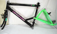 Vintage Cannondale SE2000 Mountain Bike Frame & Fork Ritchey Logic Lock Nut Blac