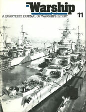 CONWAY WARSHIP NO.11 WW2 USN NEW ORLEANS CLASS CRUISERS / RN KING GEORGE V CLAS
