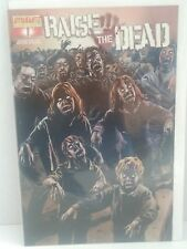 Raise the Dead #1 Glow in the Dark Dynamic Forces Variant COA Limited 725