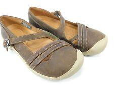 Keen Presidio II Cross Strap Size US 8.5 M (B) EU 39 Women's Flats Shoes 1020520