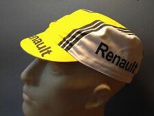 Casquette équipe Renault Gitane vélo vintage tour de france rétro cyclisme cycle