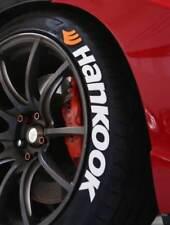Tyre Lettering (Permanent Raised Rubber Letters) - HANKOOK