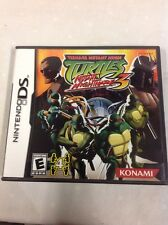 Teenage Mutant Ninja Turtles 3: Mutant Nightmare (Nintendo DS, 2005)