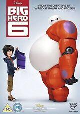 BIG HERO 6 DISNEY DVD - ORIGINAL UK RELEASE