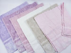 3 Pc Bath Sheet Towel Set BIG 59 x 39 Inches 100% Cotton Quick Dry Plush
