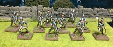 Well Painted Elf Scouts Unit - Mantic Kings of War #1