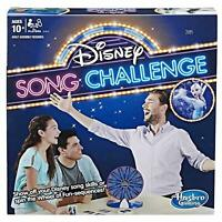 Disney Song Challenge Singing Party Board Game Hasbro