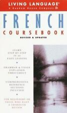 Living Language: Basic French Coursebook by Crown Publishing Group Staff and...