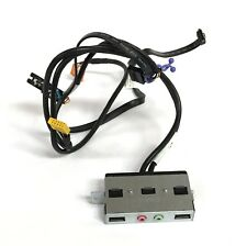 IBM Lenovo ThinkCentre M58e 45J9509 Front I/O USB Audio Ports Panel