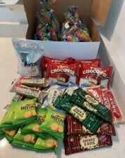 34 Piece Snack Box Asian Korean Snack Box Variety Treat Tester Sample Lot