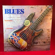 VARIOUS Blues - The British Connection 1986 UK vinyl LP EXCELLENT CONDITION