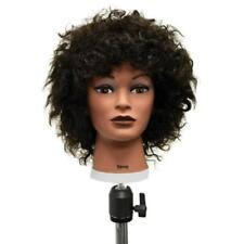 Dionne Ethnic Hair Mannequin Head