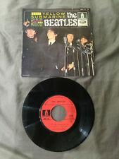 45 tours The Beatles - Yellow Submarine - MEO 126