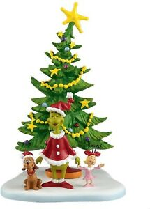 Dept 56 Grinch Welcome Christmas, Christmas Day 4024836