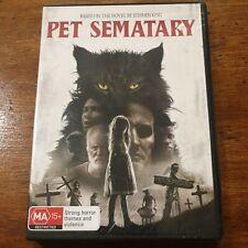 Pet Sematary (DVD, 2019)