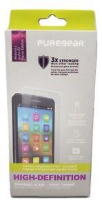 Puregear High Definition Tempered GLASS Screen Protector Motorola moto Z2 Force
