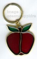 Apple Key Ring Keychain Key Chain New Great gift