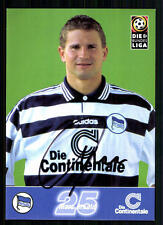 Marc Arnold Hertha BSC Berlin 1998-99 TOP + A 72714