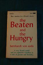 The Beaten and the Hungry Bernhardt von Soda Pendulum Books 1967