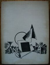 Etkind M. about  Natan Altman Russian Avant-garde Painting Drawing Sculpture