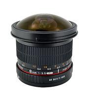Rokinon 8mm F/3.5 HD Fisheye Lens for Olympus & Panasonic Micro Four Thirds