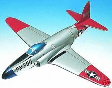 F-80 Shooting Star Republic F80 Airplane Wood Model Big