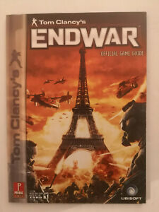 Tom Clancy's End War: Prima Official Game Guide (Prima Official Game Guides)