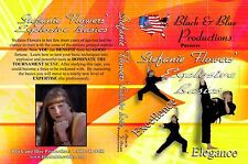 Stefanie Flowers' Explosive Basics Kicks Instructional DVD