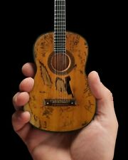 Willie Nelson Trigger Guitar Replica - Willie Nelson Collectible Mini Guitar