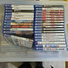 Ps4 Sony Playstation Games Sports, Shooter, Other See List Od1C Vdg01Ps4