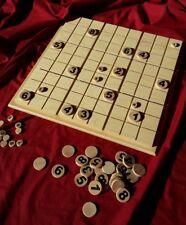 Spiel Holz Q9 Brettspiel zum bekannten Sudoku-Rätselspaß