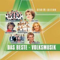 STAR EDITION-DAS BESTE-VOLKSMUSIK CD MIT HEINO UVM NEU