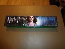 "HERMIONE Harry Potter's Wand 15"" Noble Illuminating Tip Wizarding World Hogwarts"