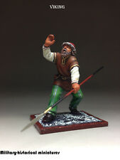 St. Petersburg Viking RARE  Tin toy soldier 54 mm, figurine,  HAND PAINTED