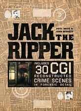 JACK THE RIPPER - BEGG, PAUL/ BENNETT, JOHN/ LUUKANEN, JAAKKO (ILT) - NEW HARDCO