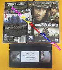 VHS film WINDTALKERS Nicholas Cage John Woo 01 CR 74632 (F132) no dvd