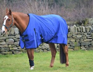 Turners 2021 Range Lightweight 0g Fill Horse & Pony Waterproof 600d Turnout Rug