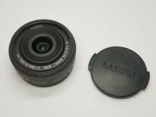 Panasonic Lumix G 14mm F/2.5 Aspherical AF Micro 4/3 Pancake Lens