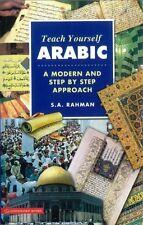 Teach Yourself Arabic: A Modern Step by Step Approach