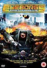 EYEBORGS - DVD - REGION 2 UK