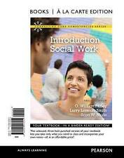 NEW Introduction to Social Work, Books a la Carte Edition (12th Edition)