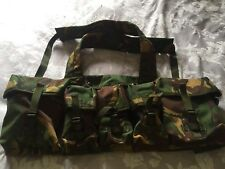 Chest Rig Webbing Vest British Military Army DPM Camouflage