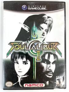 Soul Calibur II 2 (Nintendo GameCube, 2003) Complete Tested ++ WORKING!