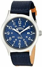 Timex Mens ExpEd. Scout Green Nylon Strap Watch- Pick SZ/Color.