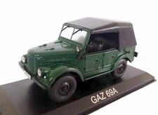 GAZ 69A - 1:43 DIECAST MODEL CAR BA29