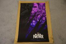 Anthony Petrie Black Panther Print Grey Matter Art Marvel