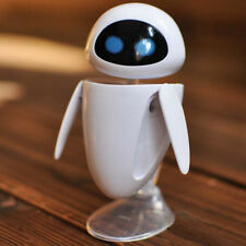 Disney Pixar WALL-E Eee-Vah EVE Mine Figure Robot Toys Kids Xmas Gift Boxed 10cm