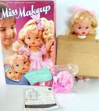 MATTEL VINTAGE**LIL MISS MAKE UP **MINT CONDITION,FACTORY SEALED ACCESORIES RARE