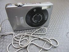 Canon Digital Ixus 75 Compact Digital Camera, little used, in full working order